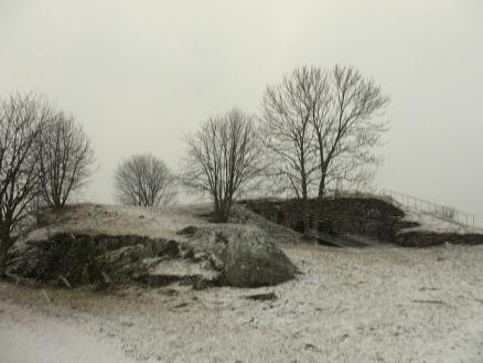 Lumi suomenlinna