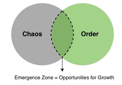 Chaos Order Chaordic